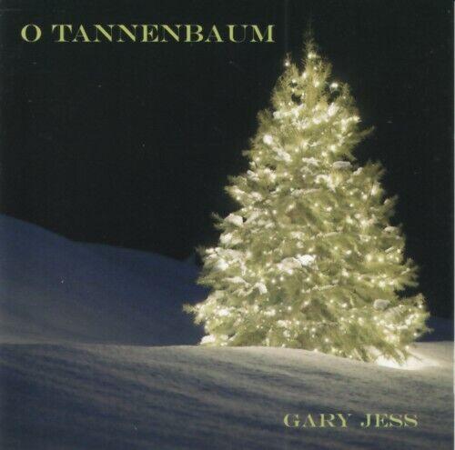 Gary Jess - O Tannenbaum - CD -