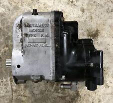 Vintage Fairbanks Morse Type Fm Untested