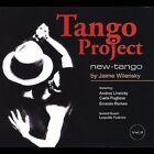 Tango Project, Vol. 2: New-Tango [Digipak] * by Jaime Wilensky/Andr's Linetzky (CD, Sep-2012, Caliente Records)