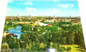 Kongresshalle-Jardin-Zoologique-Berlin-Carte-Postale-50er-60er-Annees-20-A