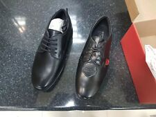 Junior Boys Kickers Chreston Lace Shoes In Black Clothing, Shoes & Accessories