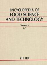 Encyclopedia of Food Science and Technology, 4 Vol. Set
