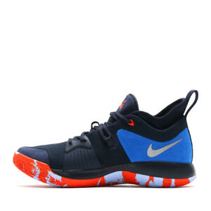 Aj2040 Men de George Nike Zapatillas 400 Paul 04 baloncesto Us7 11 Ep Azul ' 2 Pg Negro APdxtw4x