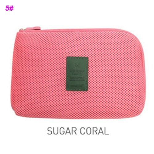 Hot Travel Digital Bags Gadgets Device Storage USB Cable Earphone Pen Insert Bag