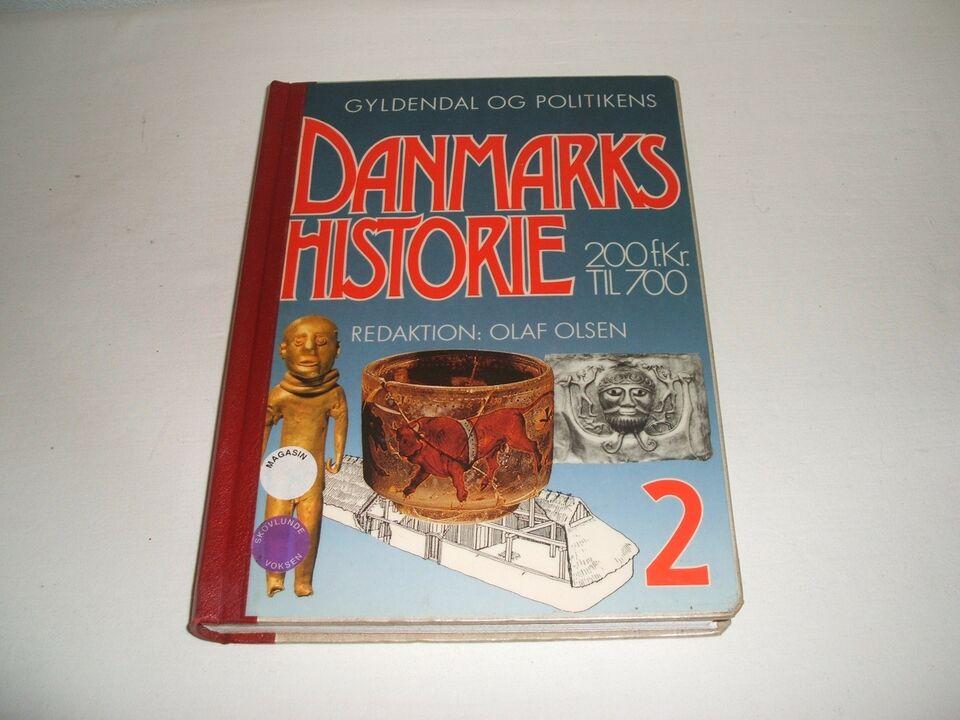 danmarks historie gyldendal