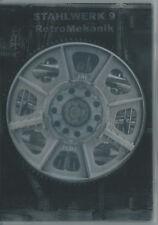STAHLWERK 9 - RetroMekanik A5 CD clear slim DVD case Haus Arafna Genocide Organ