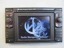 VW MFD Navi Navigationsystem 3B0035191D Golf 4 Passat 3B 3BG Sharan Navigation