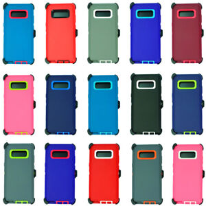 For-Samsung-Galaxy-Note-8-Full-Case-Belt-Clip-Fits-Otterbox-Defender-W-Screen