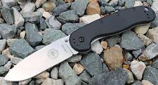 Couteau ESEE Avispa Military Blade Satin Lame Acier AUS-8 Manche FRN BRK1301