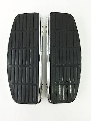 SET Floorboards Harley Softail Heritage Springer FatBoy FLH Electra Glide ULTRA