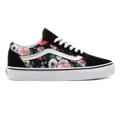 Vans Old Skool Jardin Floral Lifestyle Sneaker Fashion Skate Nouveau Hommes VN0A4BV5V8X   eBay