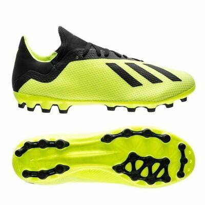 ADIDAS X 18.3 AG AQ0707 Scarpe Calcio Adulto erba sintetico scarpa pallone cemen | eBay