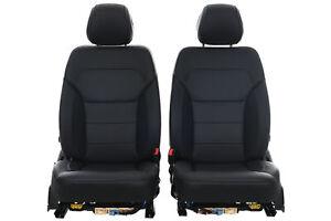 Mercedes-Benz-original-Innenausstattung-Leder-Sitz-schwarz-ML-GLE-W166