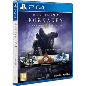 Destiny 2 Forsaken Legendary Collection PS4 PlayStation 4 NEUWARE OVP