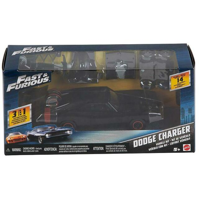 Kit Mattel Off In 1 Fcg51 Model Fast Furious Dodge 3 And Road Charger qVUMzGSp