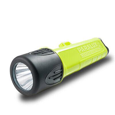 - Led Lampada Sicurezza Paralux Px1 Led Torcia 120 Lm Staubex Giallo-slampe Paralux Px1 Led Taschenlampe 120 Lm Gelb Staubex It-it