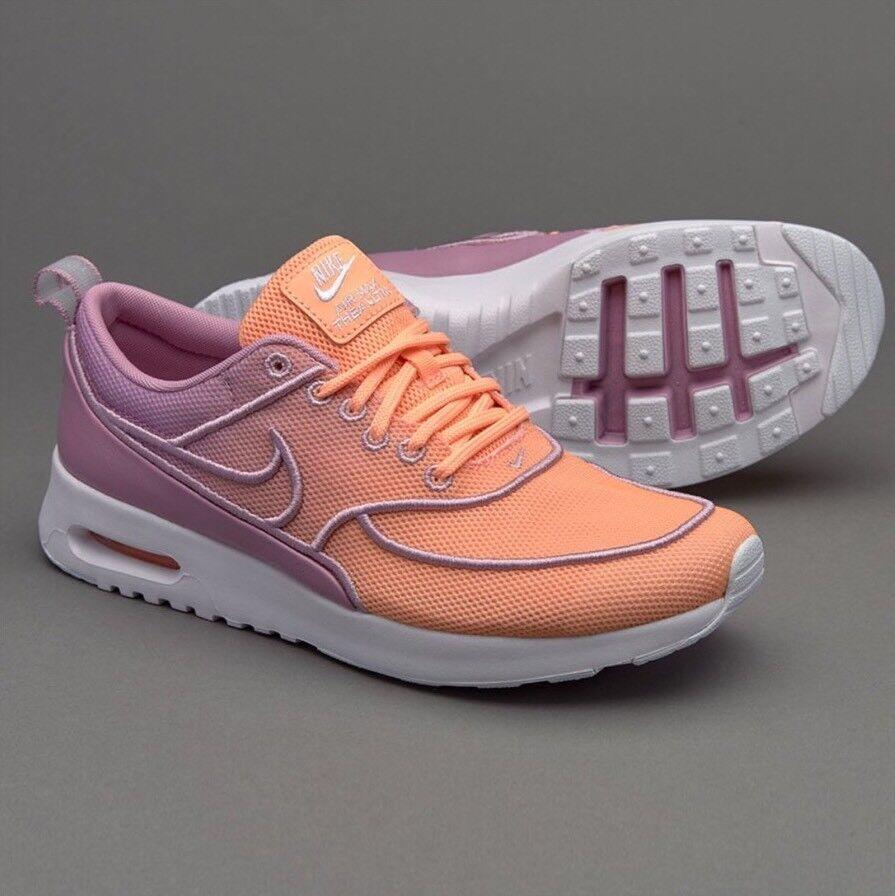 Nike Air Max Thea Ultra SI Summer Glow Uk Size 4 Eur 37.5 881119-800