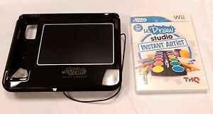 uDraw-Game-tablet-with-uDraw-Studio-Instant-Artist-Black-Nintendo-Wii-THQ