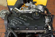 BPW komplett Motor 2,0 tdi Audi A4 A6 140 PS 103 kW 103.234 km m. Gewährleistung