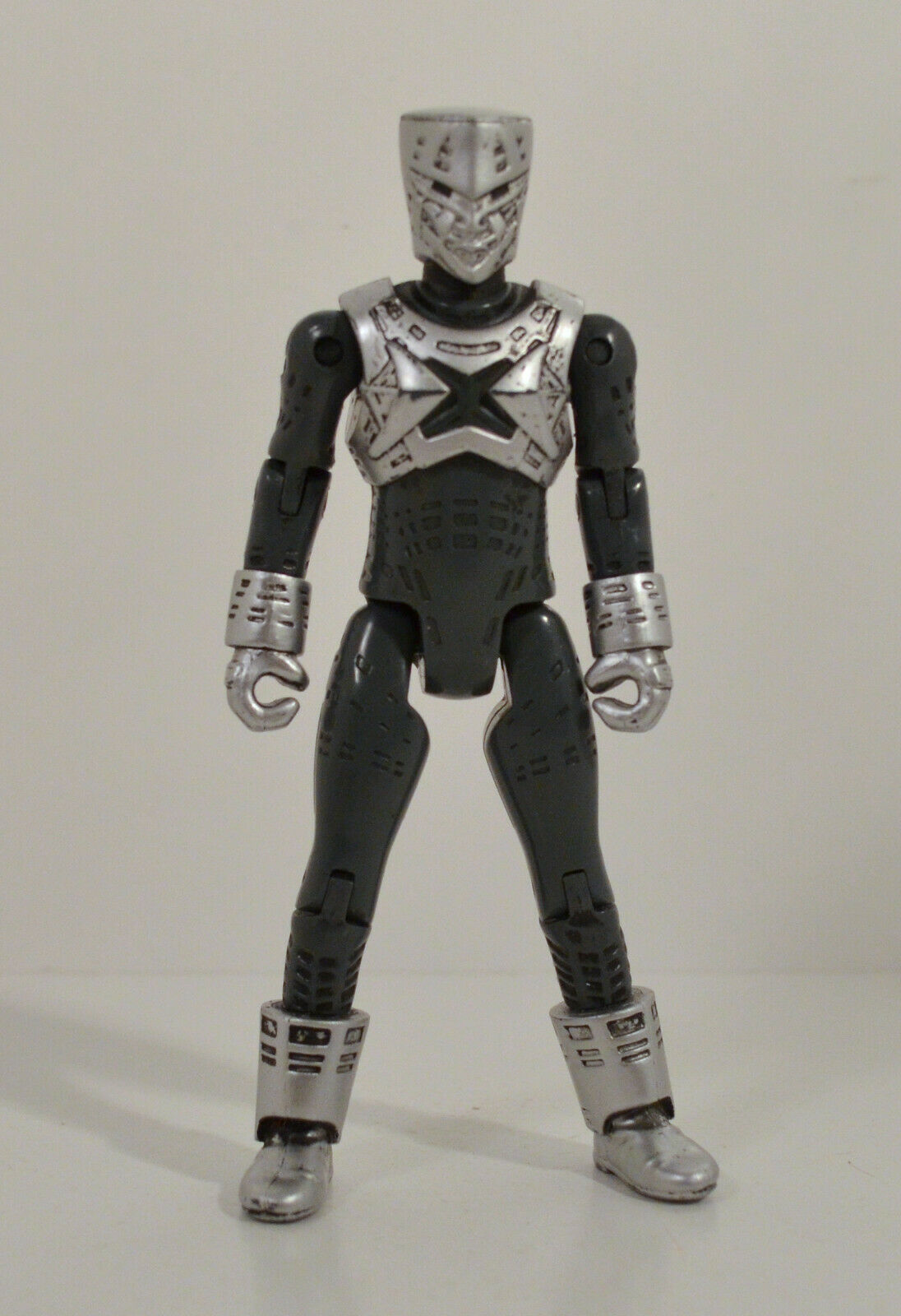 RARE 2013 XBorg 5   Beai azione cifra energia Rangers Super Megaforce Villain  buon prezzo