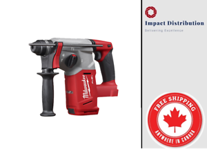 Milwaukee-M18-18V-FUEL-1-034-SDS-Plus-Rotary-Hammer-2712-20-Tool-Only