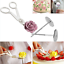 Flower-Nail-Decorating-Nails-3-Pcs-set-Ubaker-Stainless-Steel-Cake-Cupcake-Decor thumbnail 2