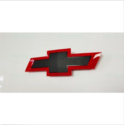 Black 1x Replacement for Chevrolet Nameplate Emblem Badge Glossy ABS for Chevrolet Gm 2500HD 3500HD Silverado Sierra