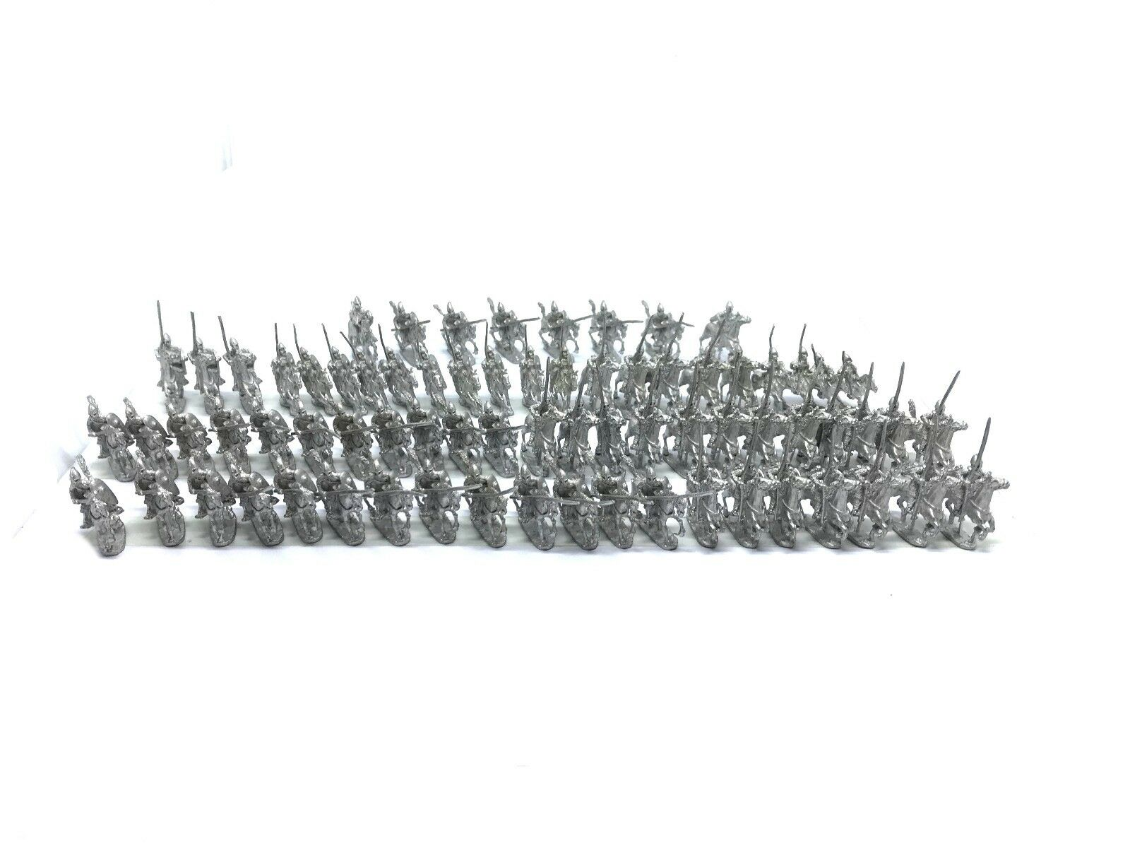 Museum - Norman Knights - 15mm