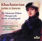Khachaturian:Suites & Dances von Armenian Philharmonic Orchestra,Loris Tjeknavorian (2007)