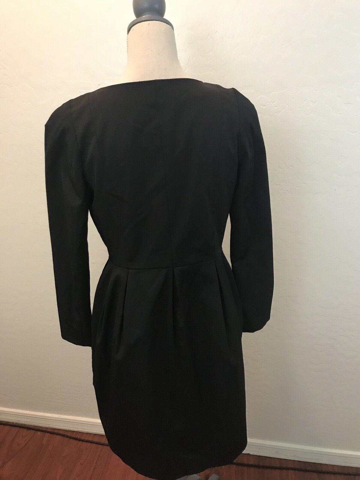 H&M H&M H&M Women's Pea Coat Style Dress Size 8 40668e
