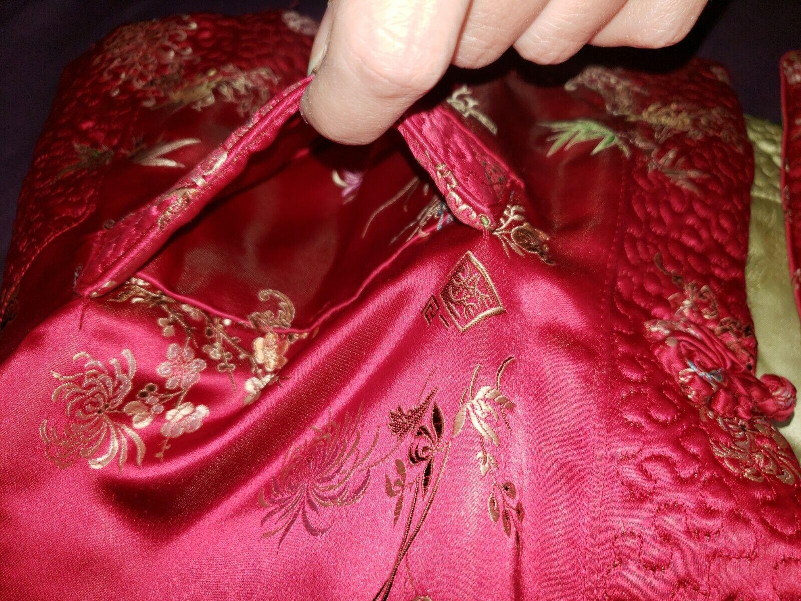 Qipao Long Sleeve Top Brocade - image 9
