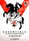 NRL Essentials St George Illawarra Dragons 3 Discs DVD Aust Release