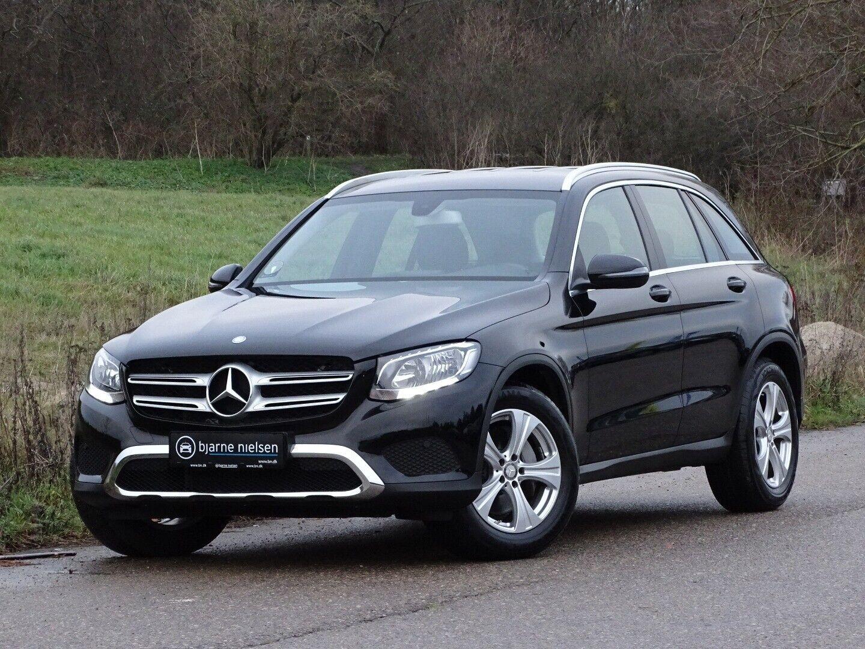 Mercedes GLC220 d Billede 1