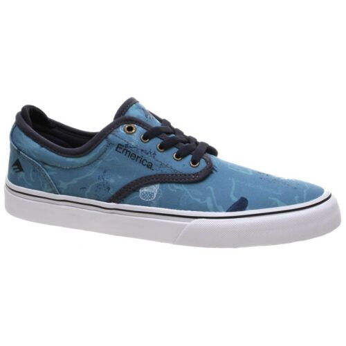 Emerica Wino G6 Blue//White//Navy Shoe