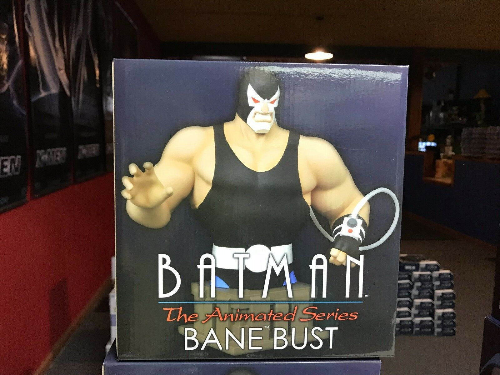 Diamond Select DC Comics Animated Series Batman BANE 7