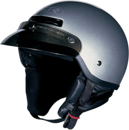 Z1R Drifter Silver Helmet Adult 2XS-2XL