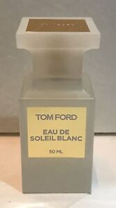 a1468f42473a2 Tom Ford Eau de Soleil Blanc Spray 1.7 oz   50 ml New Unboxed ...