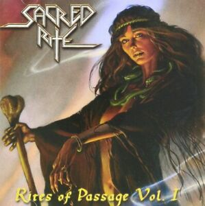 SACRED-RITE-Rites-of-Passage-Vol-I-CD-FACTORY-SEALED-NEW-2002-Sentinel-Steel-USA