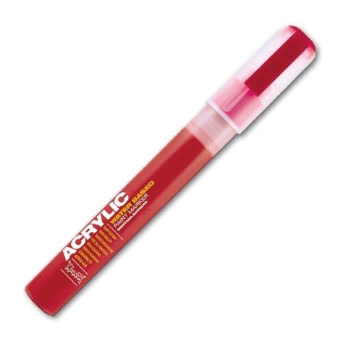 Acrylic Marker 2,0 mm S3000 red Montana