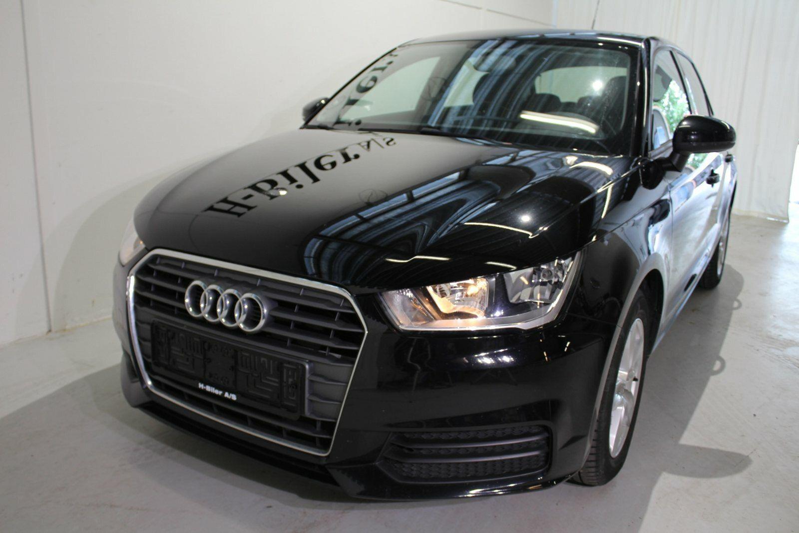Audi A1 1,6 TDi 116 Sport SB 5d - 149.800 kr.