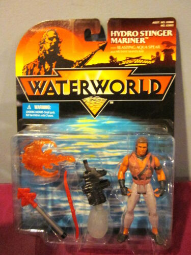 Waterworld Hydro Stinger Mariner Action Figure