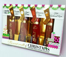 Too Faced The Sweet Smell of Christmas Liquid Lipstick Holiday Gift Set 4pcs