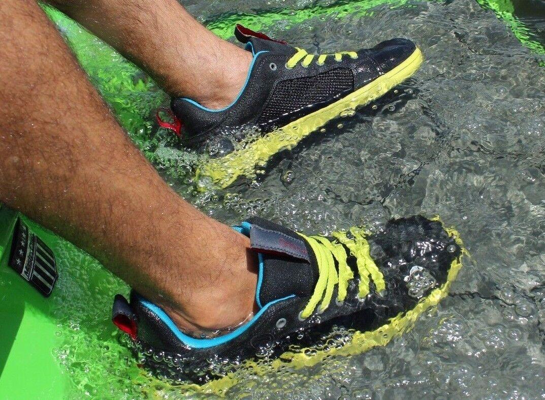 Water Shoes Liquid Krow by kKrows Size 10-11 kayak, wakeskate, jetski, jetski, wakeskate, fishing 1477ad