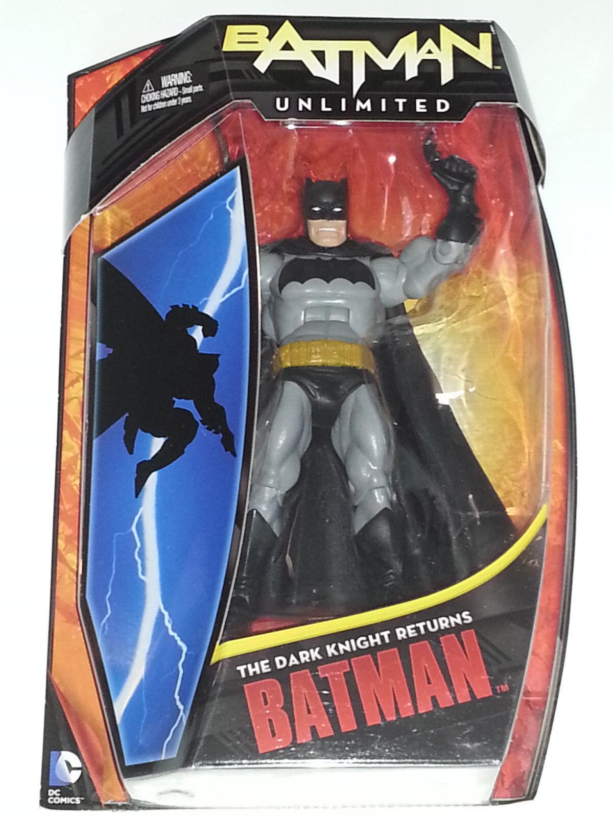 DC Batman Unlimited Universe 23 - The Dark Knight Returns BATMAN - 2013