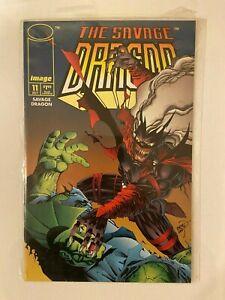 Savage Dragon #11 (1994 2nd series) Image Comics VF