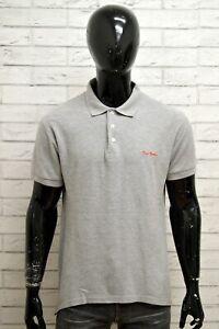 Polo-PIERRE-CARDIN-Uomo-Taglia-Size-XL-Maglia-Maglietta-Camicia-Shirt-Man-Cotone