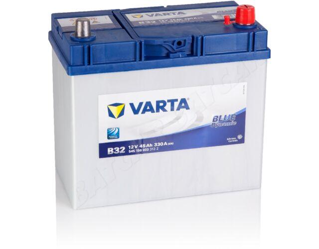 Autobatterie VARTA 12V 45 Ah B32 45Ah ersetzt 40 44 50 54 55 60 Ah