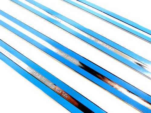 4x baguette protection barre stossleiste Barre de porte porte Skoda Fabia 6y2 6y5 6y3
