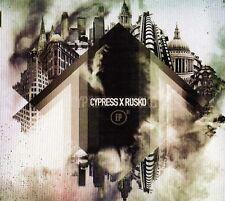 Cypress Hill X Rusko - Cypress Hill & Rusko (2013, CD NUOVO)