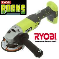 Ryobi P421 18 Volt One+tm 4-1/2 Angle Grinder In Box